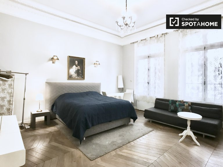 Stylish 1-bedroom apartment for rent in Paris 7