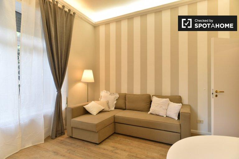 Lindo quarto para alugar em Monte Sacro, Roma