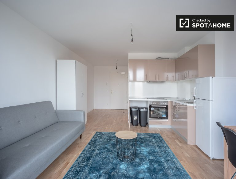 Studio-Apartment zu vermieten in Marienfelde, Berlin