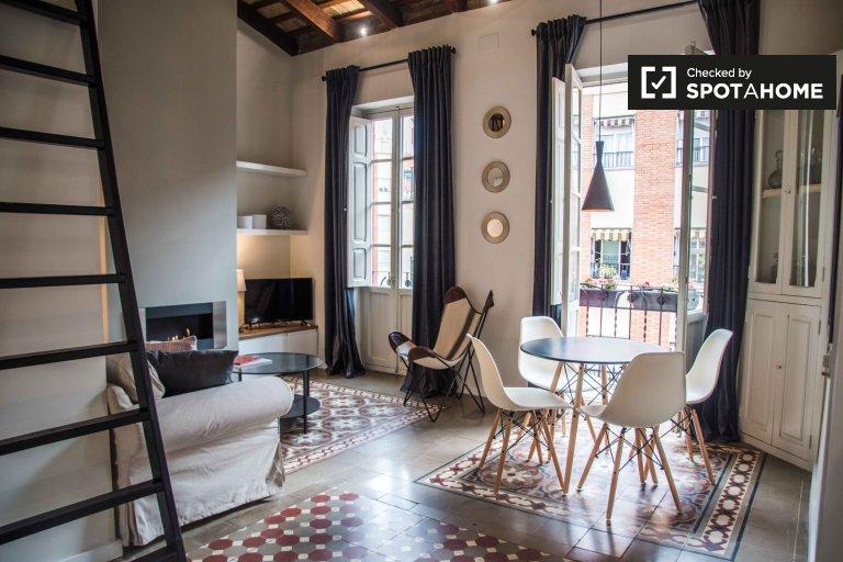 Patraix, Valencia'da kiralık 2 yatak odalı daire