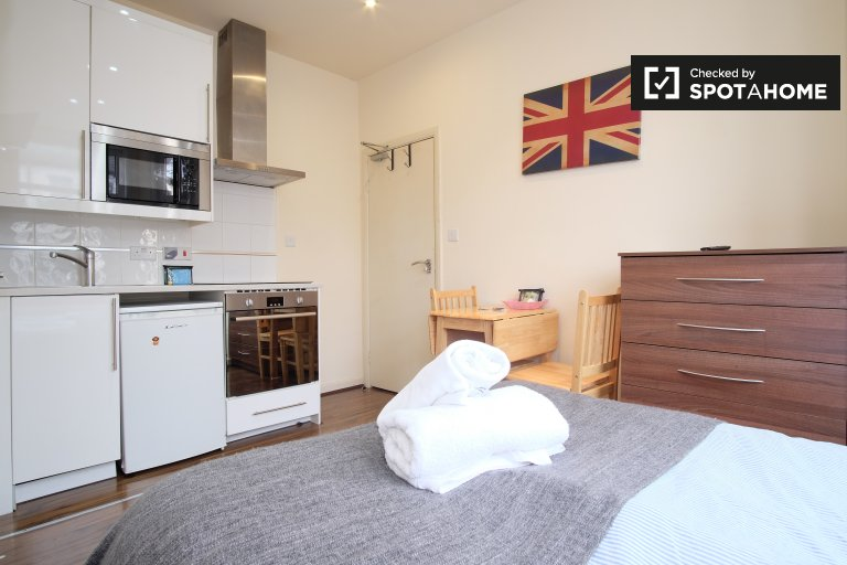Estudio apartamento en alquiler en Willesden Green, Londres