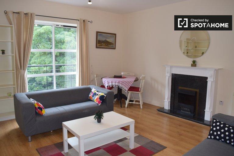 Uroczy 2-pokojowy apartament do wynajęcia na Starym Mieście w Dublinie
