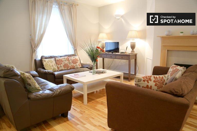 Casa de 2 quartos para alugar em Dublin