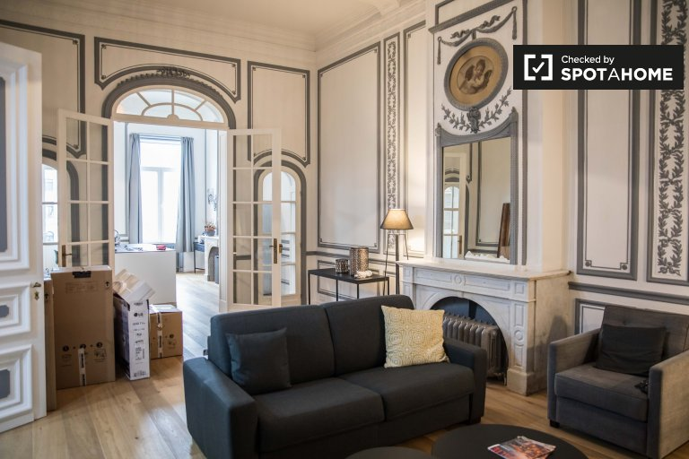 1-bedroom apartment for rent in the European Quarter