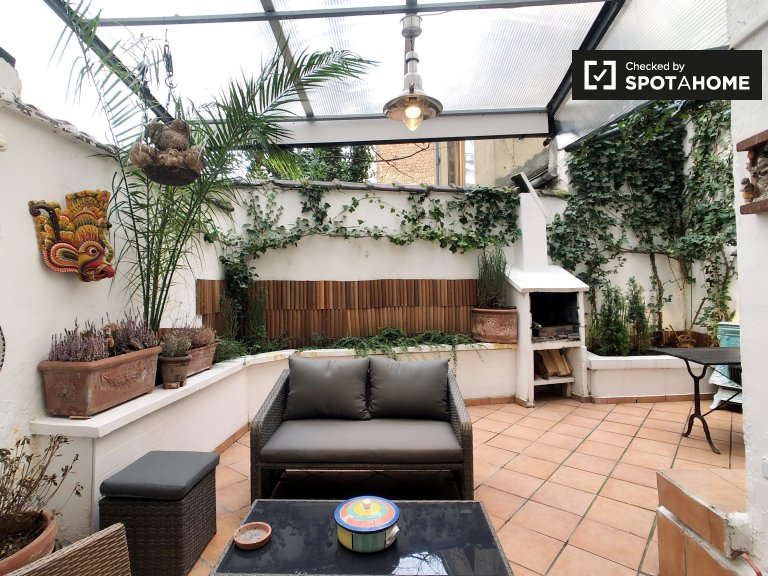 1-bedroom apartment for rent in Etterbeek, Brussels