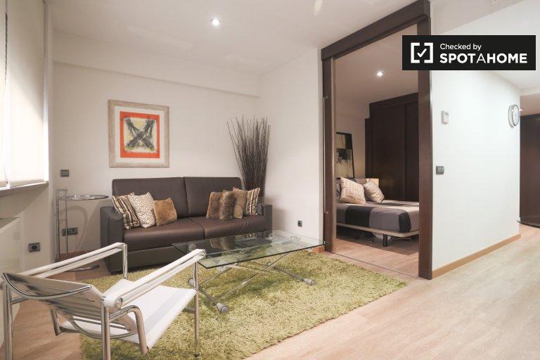 Élégant appartement 1 chambre à louer à Chamartin, Madrid