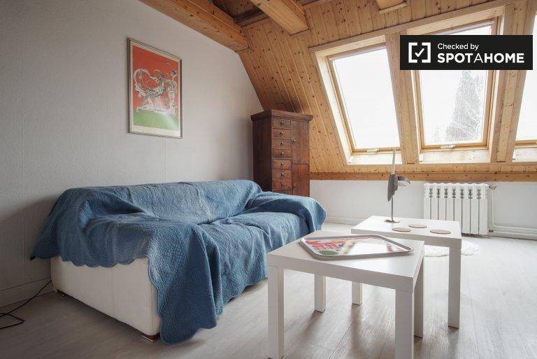Apartamento de 1 dormitorio en alquiler en Wulheide, Berlín