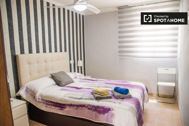 Chambre moderne à louer à Poblats Marítims, Valence