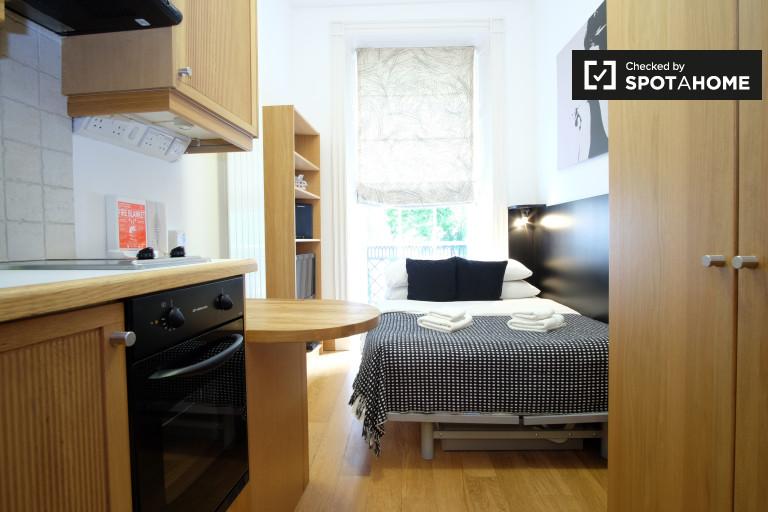 Studio avec cuisine à louer à St. Pancras