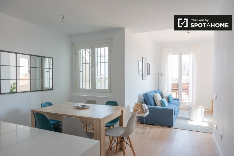 2-bedroom apartment for rent in the Gothic Quarter