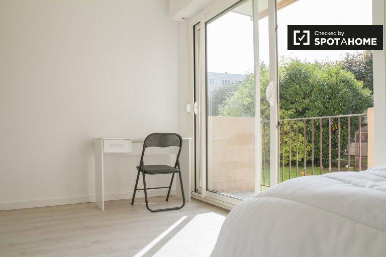Apartamento de estúdio para alugar em Créteil, Paris