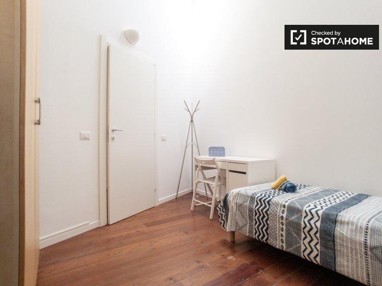 Chambre confortable à louer à Calvairate, Milan
