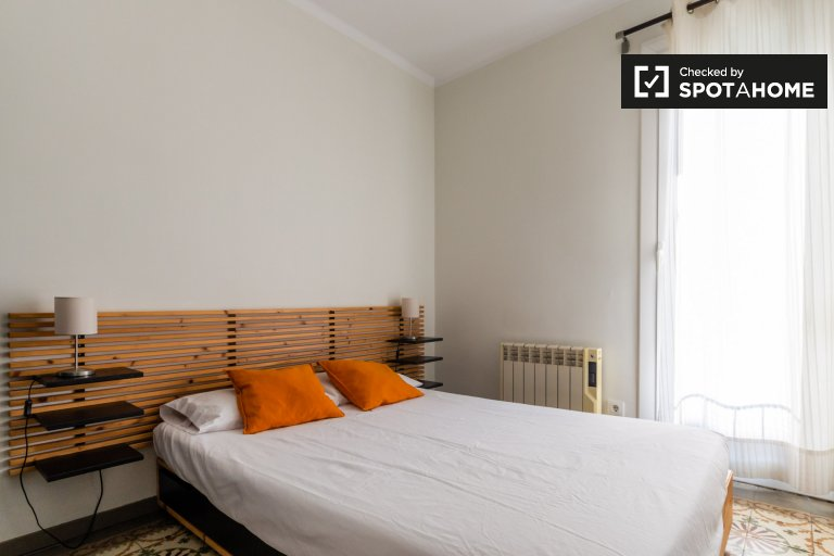 Nice 1-bedroom apartment for rent in Poble Sec, Barcelona