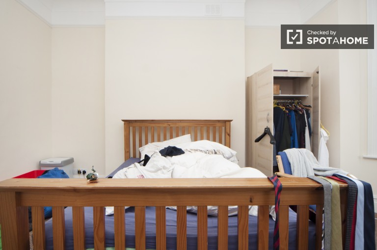 Couple Friendly Bedroom 2 with Double Bed