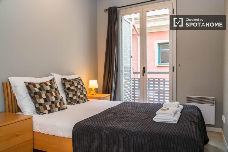 Lindo apartamento alugado em El Born, Barcelona