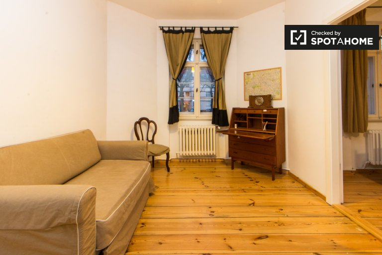 Apartment with 1 bedroom for rent in Schöneberg, Berlin