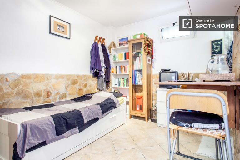 Studio-Wohnung mit Klimaanlage zu vermieten - 15. Bezirk, Rom