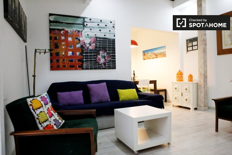 Estrela, Lisboa şehrinde kiralık modern 3 yatak odalı daire