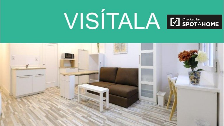 Espacioso dormitorio en Salamanca