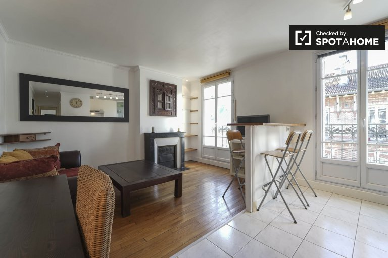 Spacious 1-bedroom apartment for rent in 13th Arrondissement