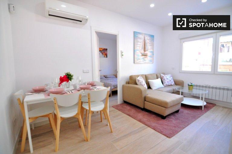 Appartamento con 1 camera da letto in affitto a Puente de Vallecas, Madrid