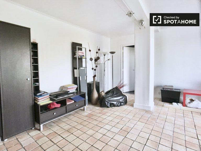 Luminoso apartamento de 1 dormitorio en alquiler en Champigny-sur-Marne