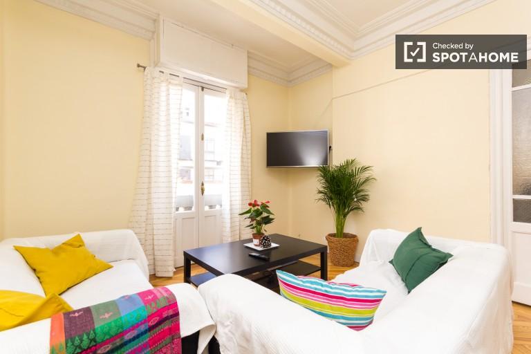 pisos alquiler 5 habitaciones madrid