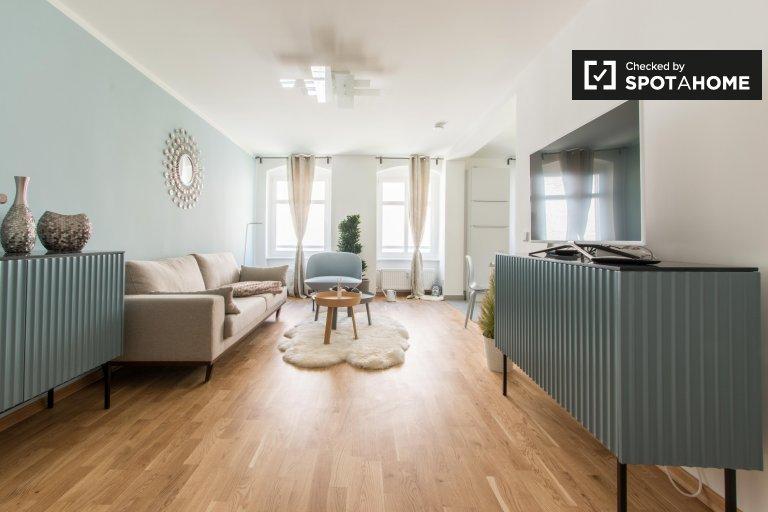 Beautiful 1-bedroom apartment for rent in Prenzlauer Berg
