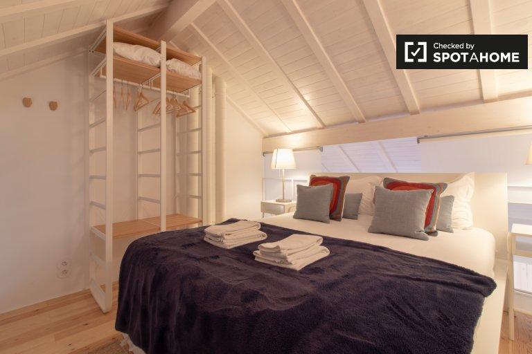Graça e São Vice, Lizbon'da kiralık 1 yatak odalı daire