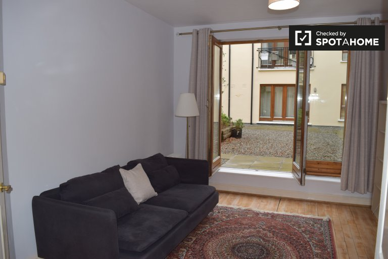 1-bedroom flat to rent in Grand Canal Dock, Dublin