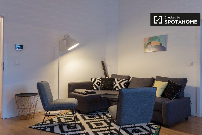 Elegant 1-bedroom apartment for rent in Landstraße