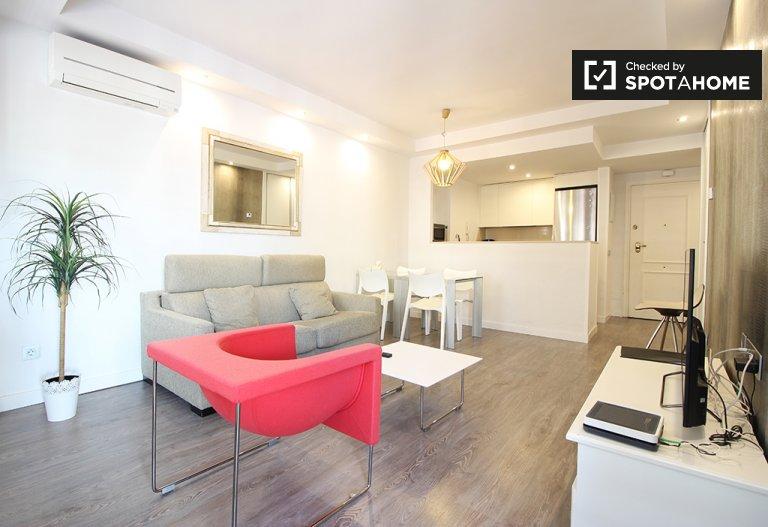 2-pokojowe mieszkanie w Salamance w Madrycie