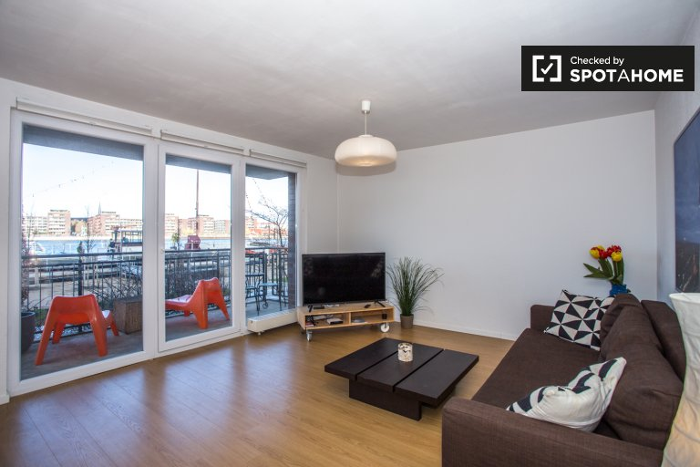 Beautiful 1-bedroom apartment for rent in Friedrichshain