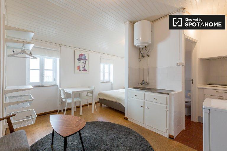 Apartamento quieto para alugar em Alfama, Lisboa