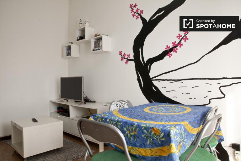 appartement 1 chambre avec balcon à louer à Certosa