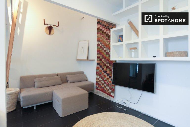 Estudio para alugar em Barri Gòtic, Barcelona