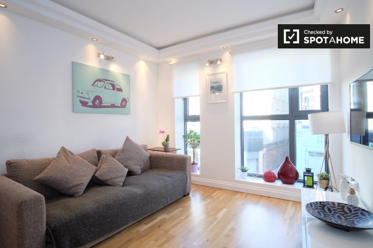 Appartement 1 chambre élégant à louer à Fulham, Londres