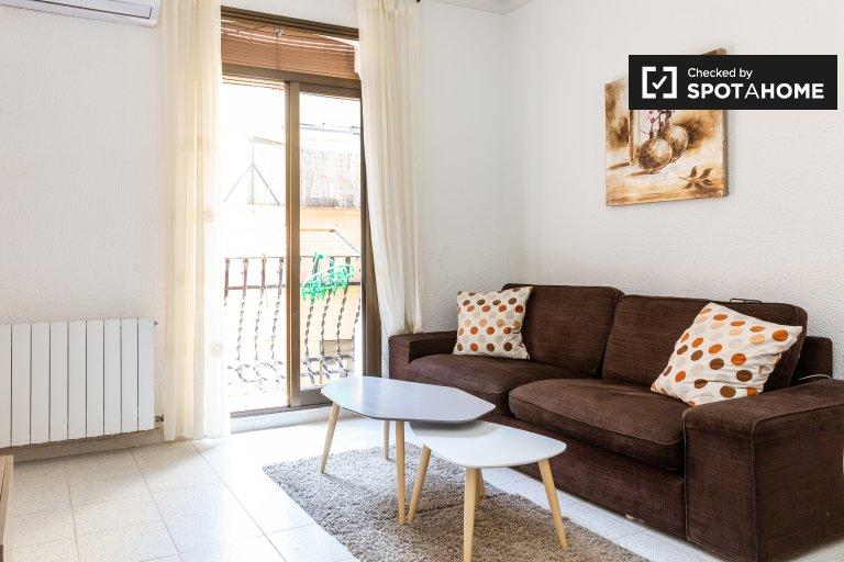 Apartamento de 3 quartos para alugar em La Barceloneta, Barcelona