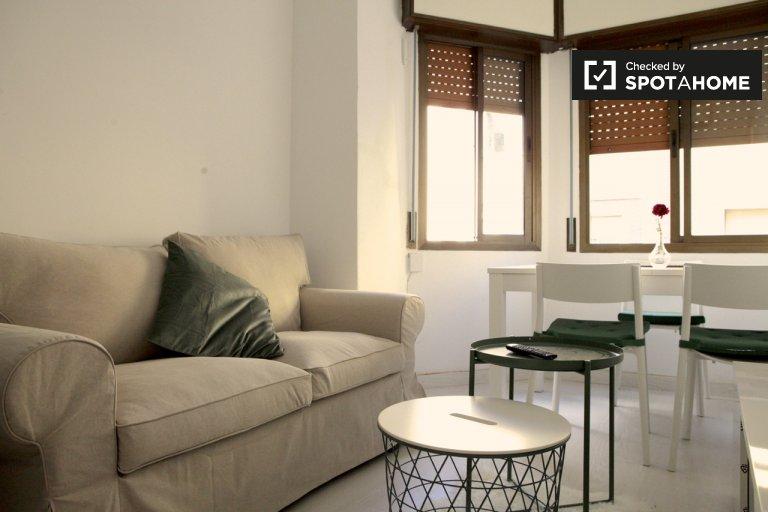 Leichte 3-Zimmer-Wohnung zur Miete in Barcelona