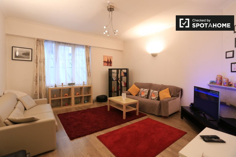 Élégant appartement 1 chambre à louer à Bruxelles City Center