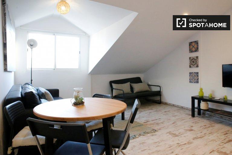 Chic appartement 1 chambre à louer à Bairro Alto, Lisbonne