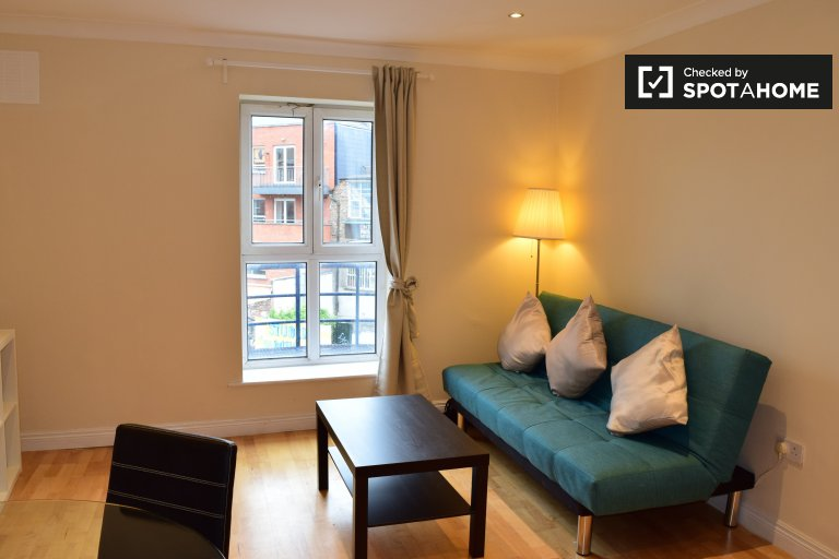 1-bedroom apartment for rent in Broadstone, Dublin