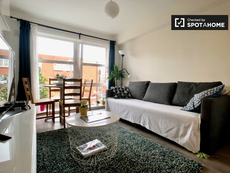 1-bedroom flat to rent in Broadstone, Dublin