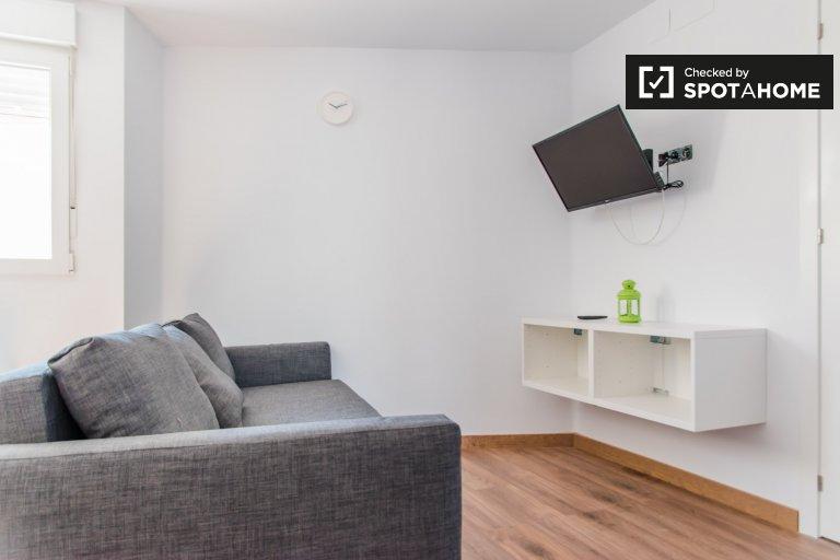Grande appartamento con 3 camere da letto in affitto a El Cabanyal, Valencia