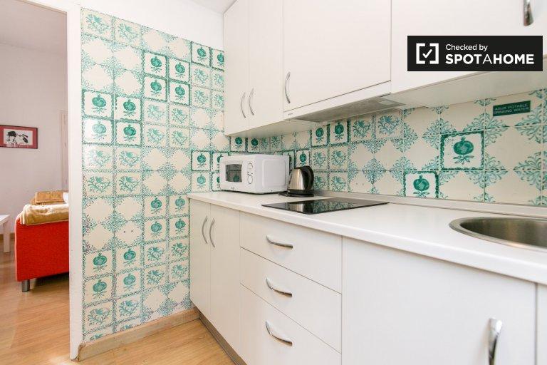 Studio apartment for rent in Albaicín, Granada