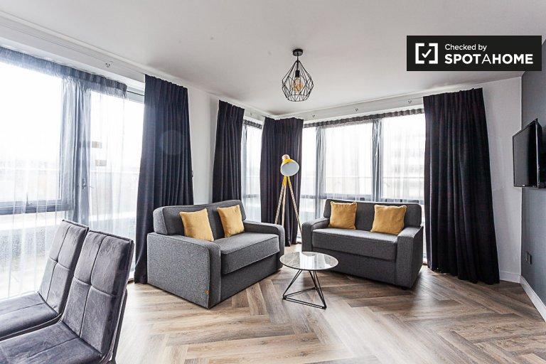 Serviced 1-Zimmer-Wohnung zu vermieten in The Liberties, Dublin