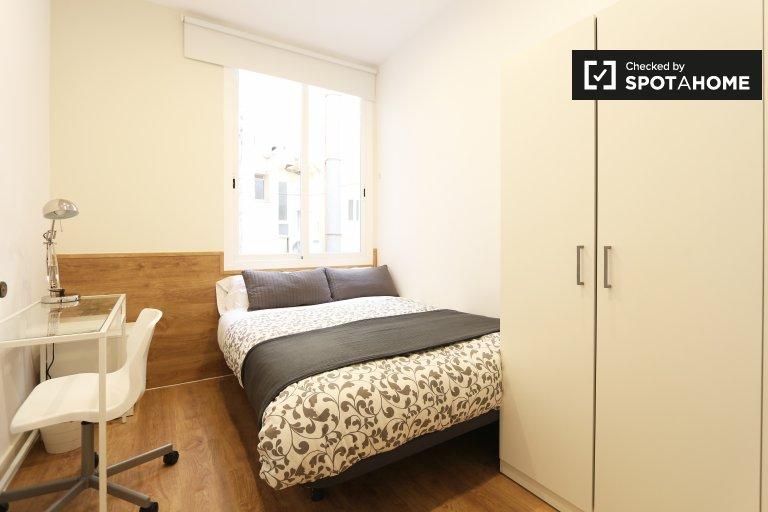 Bedroom 11 - double bed