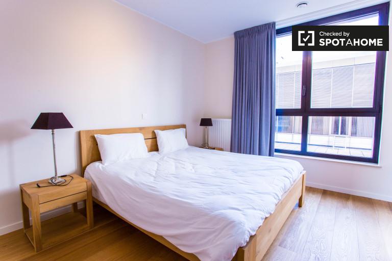 1-Zimmer-Wohnung zur Miete im Stadtzentrum, Brüssel