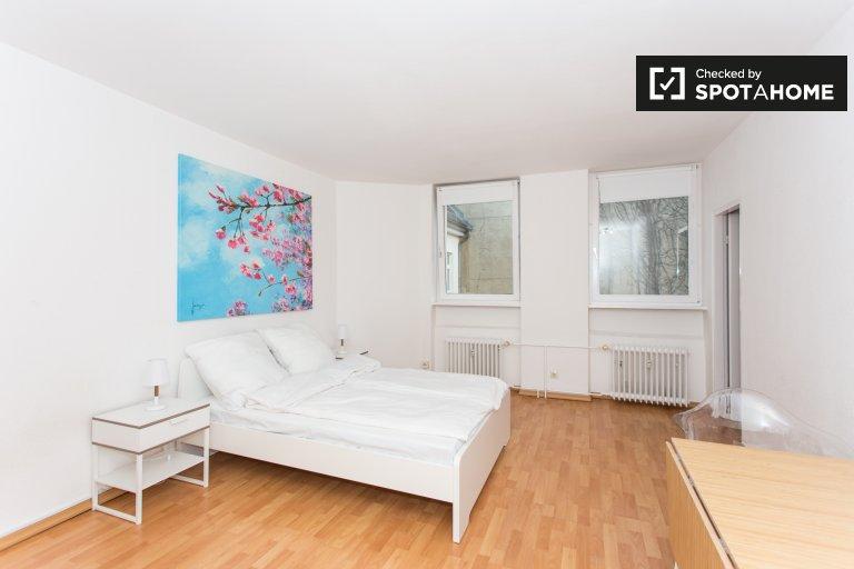 Stylowy apartament typu studio do wynajęcia w Schöneberg, Berlin