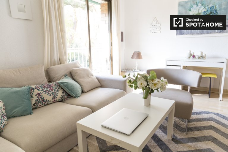 3-bedroom apartment for rent in Poblenou, Barcelona